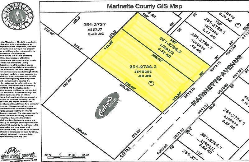1215-1217 Marinette Ave AVENUE, MARINETTE, WI 54143