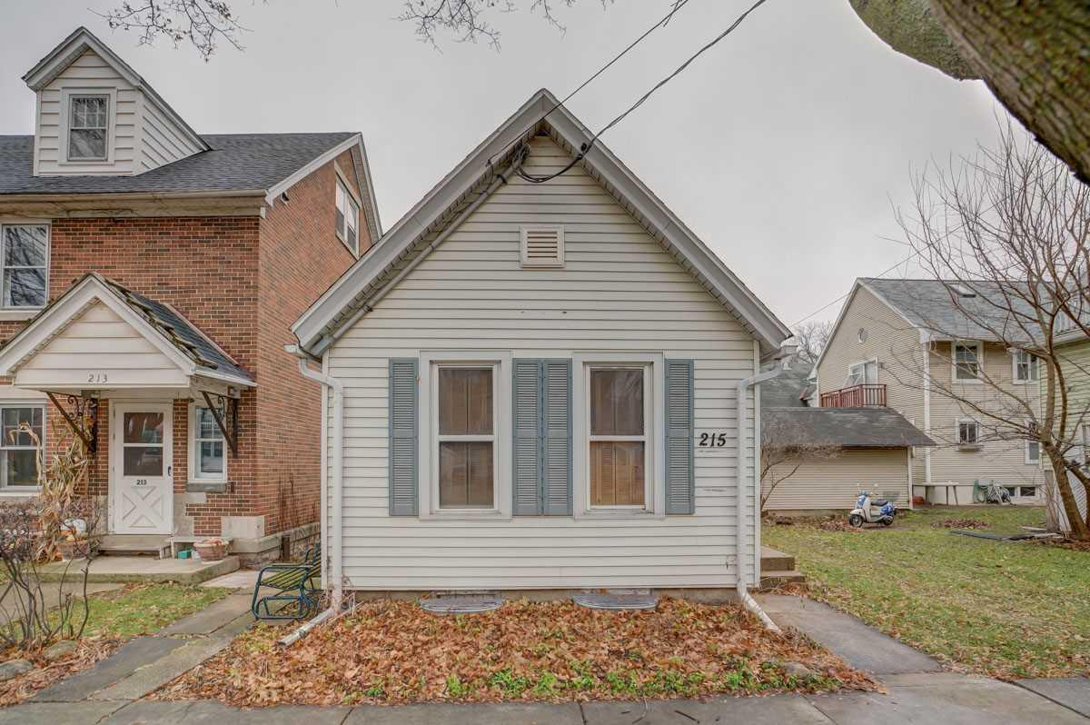 215 & 215-1/2 S Randall Ave AVENUE, MADISON, WI 53715
