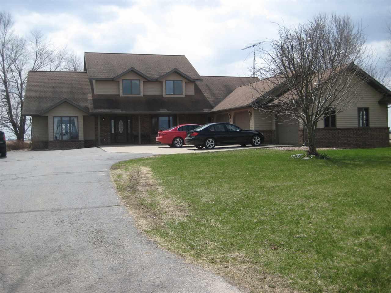 W625 County Road X, MACKFORD, WI 53946