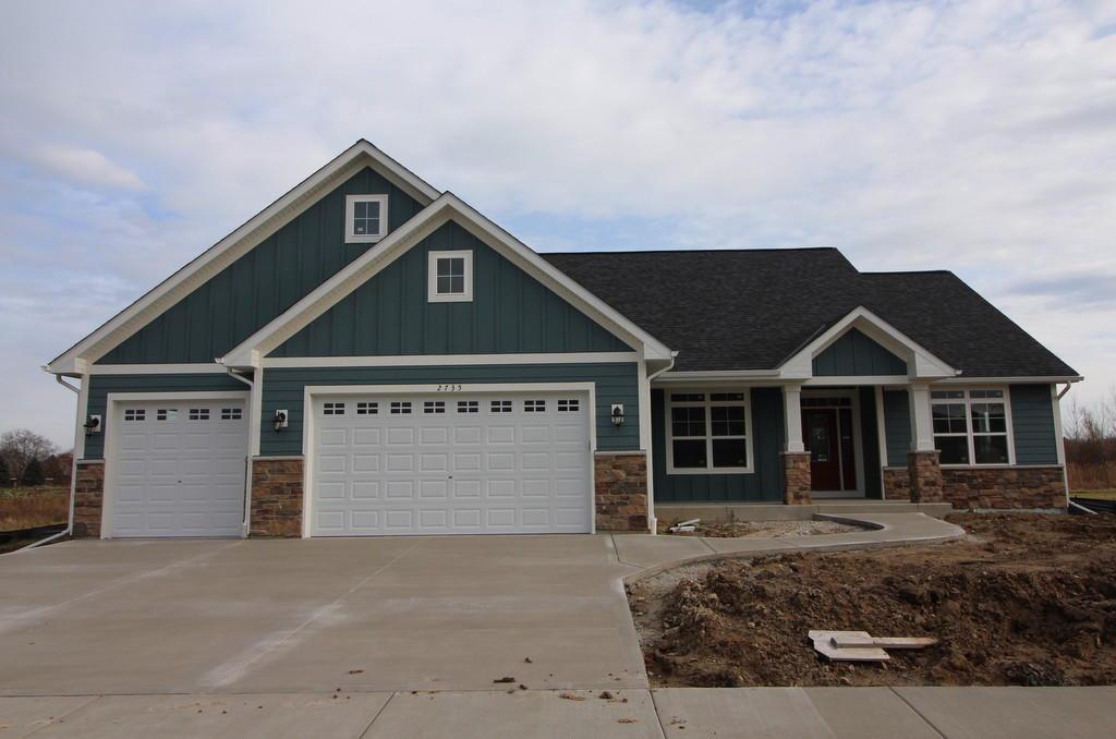 2735 Cornerstone Way WAY, MOUNT PLEASANT, WI 53403