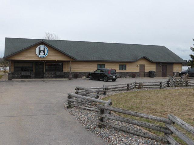 Potential business opportunity. Over 4000 square feet on 2 acres with tremendous visibility from I-39 with easy access off Maple Ridge Road. Located near M&J Marine, G3 Industries, and next to the new Paw Health clinic making this ideal for a pet friendly boarding house business. Property will be vacant May 01, 2020.