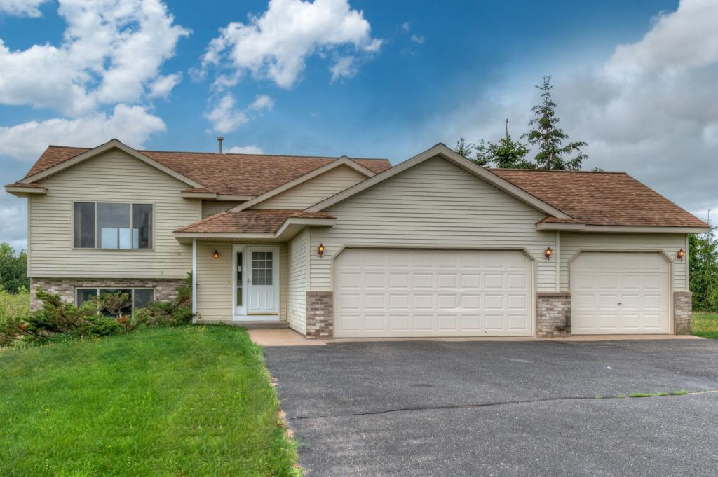 So much potential with this 3 bed, 2 bath home on 2+ acres, in a quiet country setting! Fantastic private lot with mature trees - enjoy all the space to roam or to build an outbuilding! Come with your ideas and make this home your own!
