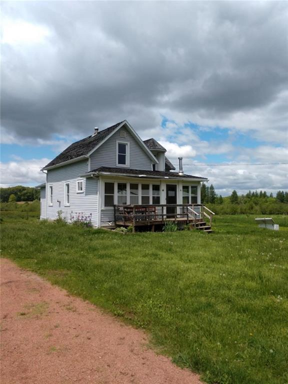 A nice Amish farm on the outskirts of town. The property has 8.8 acres and is fenced for your horses or cattle. 24x24 garage and a 24x36 pole shed for hay storage. The home has vinyl siding and windows but will need the plumbing and electric put back in.