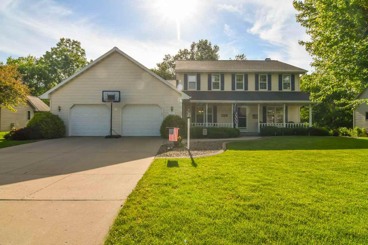 907 PINECREST ROAD ROAD, HOWARD, WI 54313