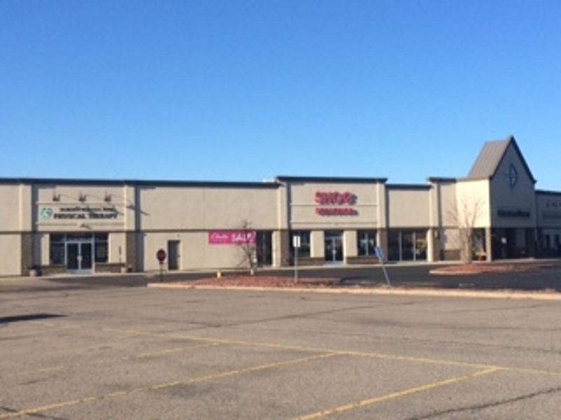 "PRIME RETAIL LOCATION IN THIS REDEVELOPED CENTER! 1640-6000 square foot space available. List price is for a ""white box"" including ceiling, carpet, and drywall finish walls. Locate your business on Wis. Rapids' busiest intersection at Hwy 13 & 54."