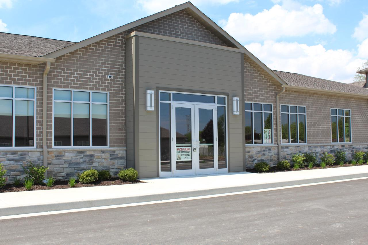 BRAND NEW BUILDING READY TO GO two suites left - Incredible opportunity to lease prime office or retail space conveniently located off State Hwy 50 (35,000 cars per day) and short drive off I-94. The building consist of 9000 sq ft with a Community Bank anchoring the front of the building and GI Associates taking over the larger building. Take advantage of the remaining 2000 to 5000 sq ft still available.
