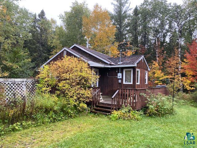 All ingredients are needed, just add you! Here is a chance to own a small home on 2.5 acres in Douglas County! Surrounded by trees and nice homes, this little gem is waiting for the next owner. This home has been in the same family for 70+! This 2+ bedroom 1 bathroom home is in need of some love. The furnace has been stolen, the well is a shallow well and is not on, the septic system is older and probably has a steel tank. The roof is tired, and the home needs everything including YOU! A sweet location offers privacy in the county. The detached garage is trussed and has a concrete floor. The propane tank is probably owned but there are no records to support it. There is a decent kitchen with newer appliances, a small eat in nook just off the kitchen. 100 Amp circuit breakers and an electric water heater.