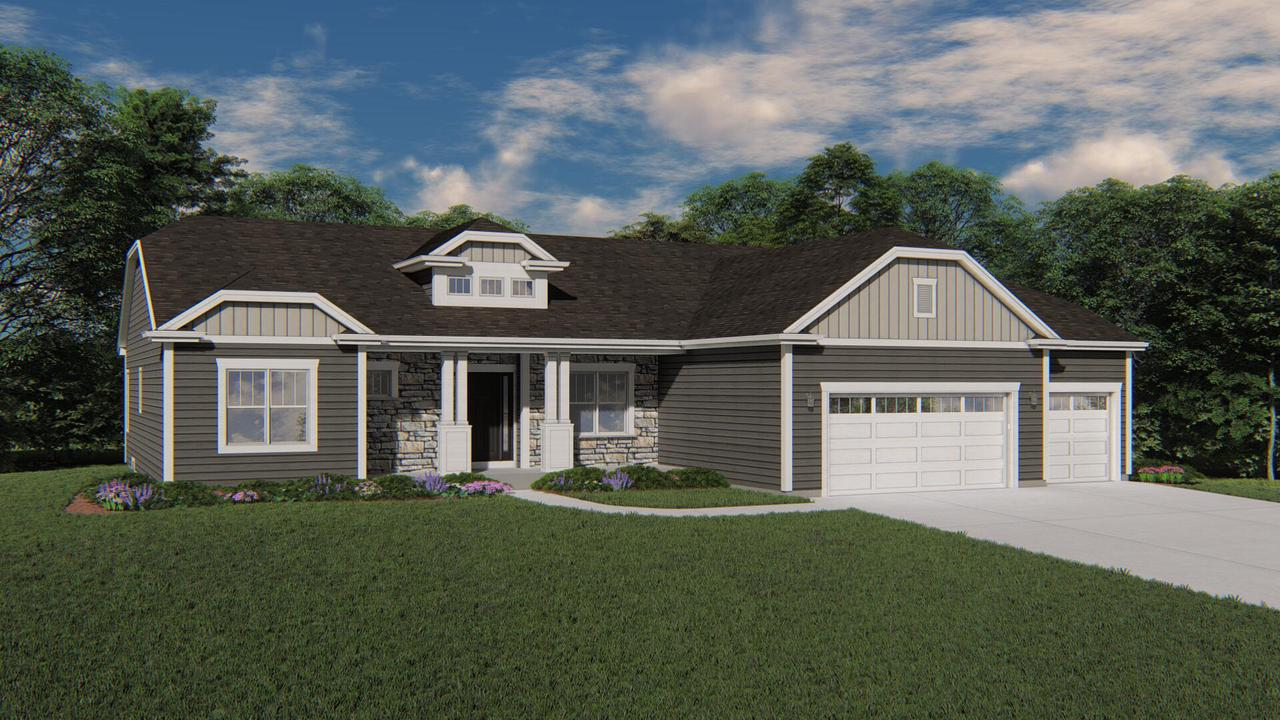 10144 S Creekview Ct COURT, FRANKLIN, WI 53132