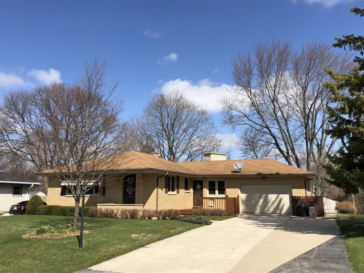 4600 W Fountain Ave AVENUE, BROWN DEER, WI 53223