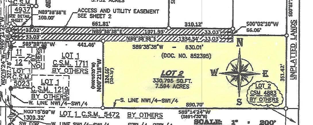 L2 Corning St STREET, DEKORRA, WI 53955