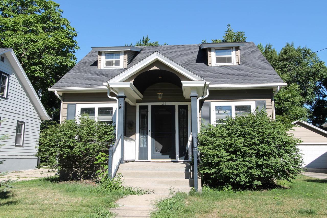 181 Kendall St STREET, BURLINGTON, WI 53105