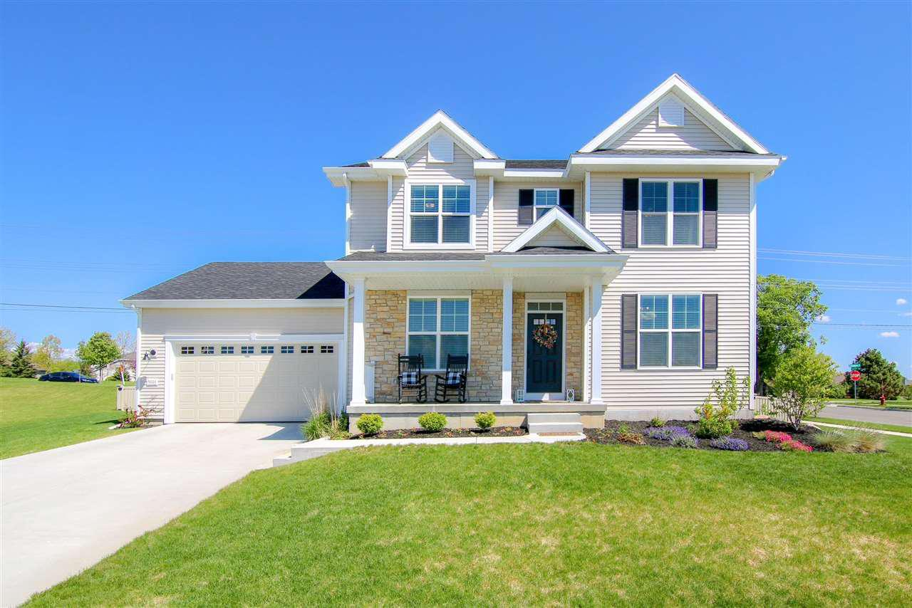 5020 Frost Aster Ct COURT, MCFARLAND, WI 53558