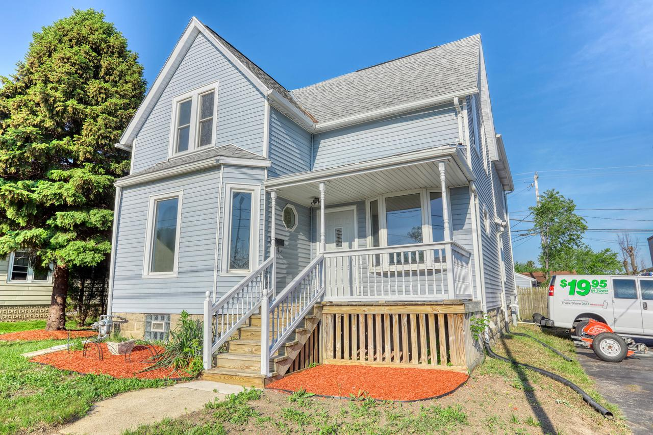 3206 S Chicago Ave AVENUE, SOUTH MILWAUKEE, WI 53172