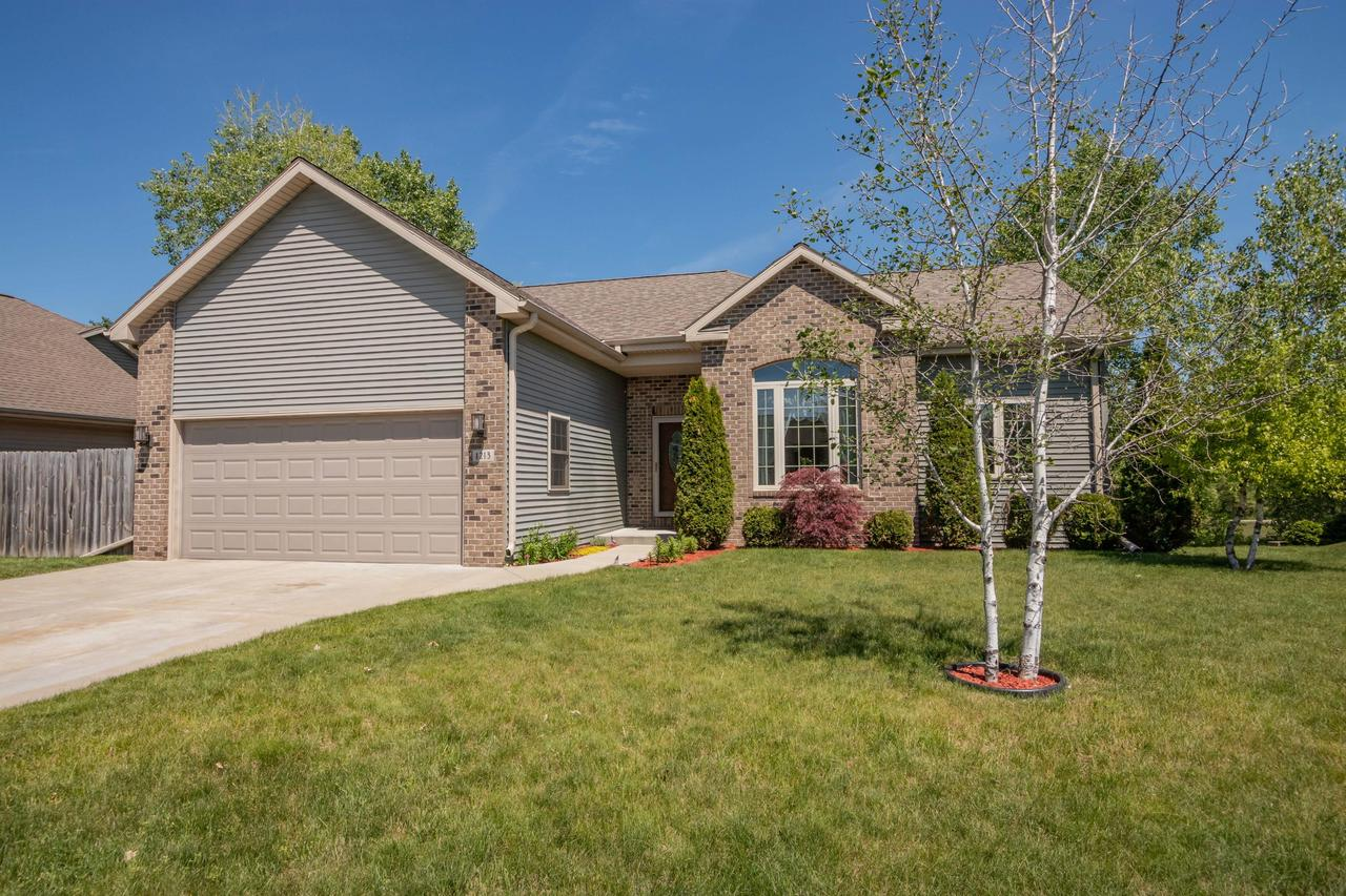 1213 Lily Ave AVENUE, WEST BEND, WI 53090